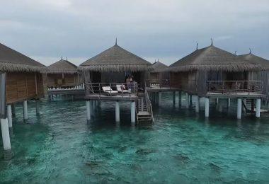 ביתי מלון באיים המלדיביים